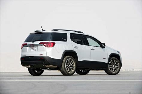 2020 Gmc Acadia Changes by 2020 Gmc Acadia Denali Release Date Specs Changes 2019