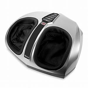 Buy u comfy shiatsu foot massager from bed bath beyond for Bed bath and beyond foot massager