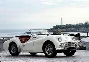 Triumph Pontault : voitures anciennes de collection pour mariage et c r monies ~ Gottalentnigeria.com Avis de Voitures