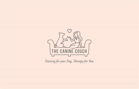 fuze branding  canine couch