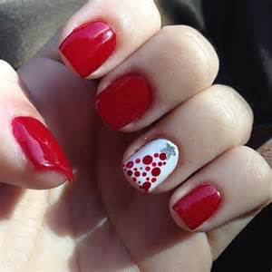 Easy cute christmas nail art designs ideas trends
