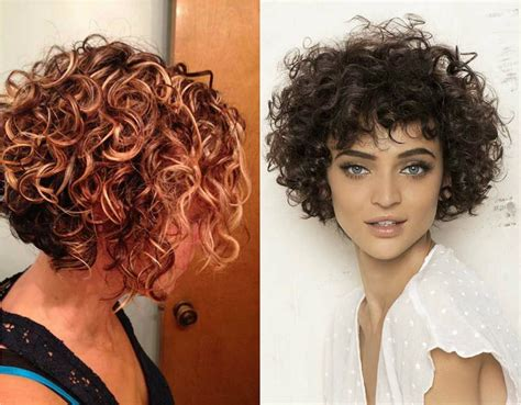 lovely short curly haircuts   adore hairdromecom