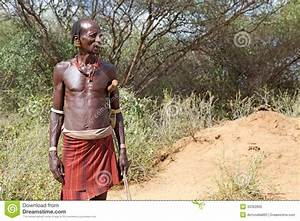African Tribal Man Editorial Image - Image: 30362800