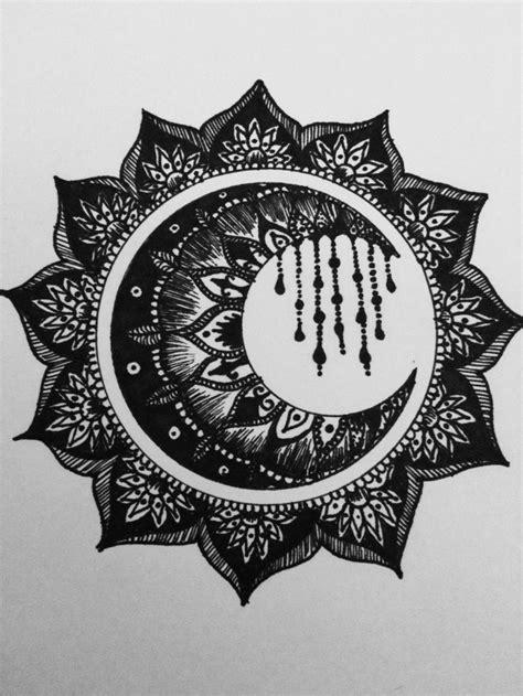 Pin by Jordan on Friendship tattoos | Tatuajes, Tatuaje sol y luna, Mandalas