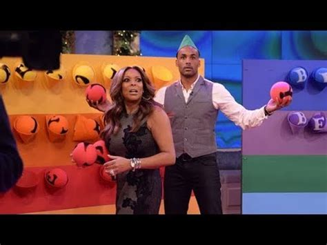 Wendy Williams + Celebrity Guests Time To Play A Game