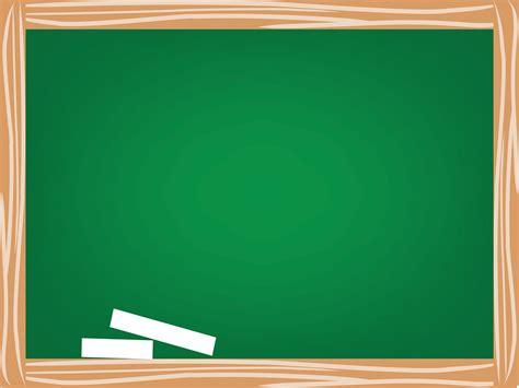 green school board powerpoint templates education