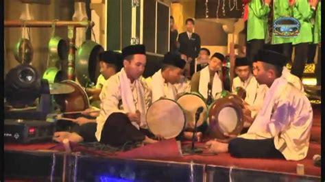Gema Shalawat Panggung Gembira Pondok Modern