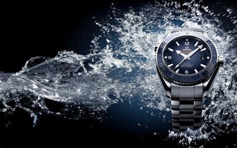 wallpaper omega water seamaster spray wristwatch hd