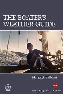 The Boater S Weather Guide By Williams Margaret The