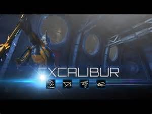 Umbra Warframe Excalibur