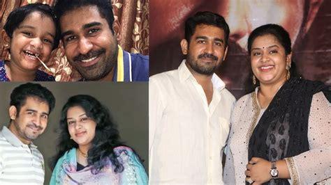 Music Director, Actor Vijay Antony Family Photos / Vijay