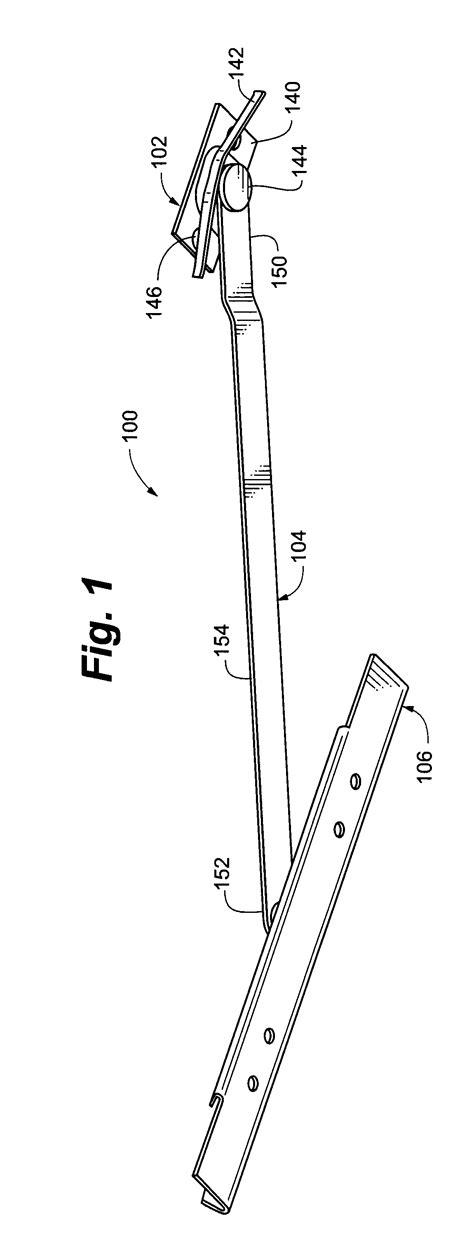 patent  casement  awning window opening limit device google patents