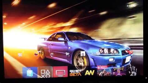 [ps4 Themes] 2002 Nissan Gtr Skyline V·spec Ii Nür