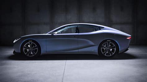 2018 Lvchi Venere Electric Concept Car Wallpaper