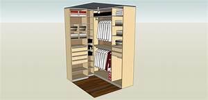 Comment Fabriquer Un Dressing : comment construire un dressing le garde manger ~ Melissatoandfro.com Idées de Décoration