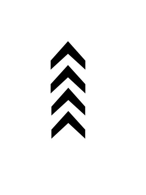 """""""LIAM arrow tattoo"""" Stickers by stockholm 