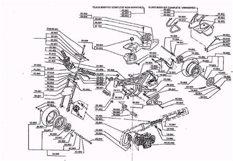 49cc pocket bike engine diagram automotive parts diagram images