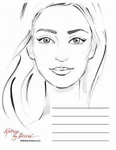 234 best images about FACE CHARTS on Pinterest | Dibujo ...