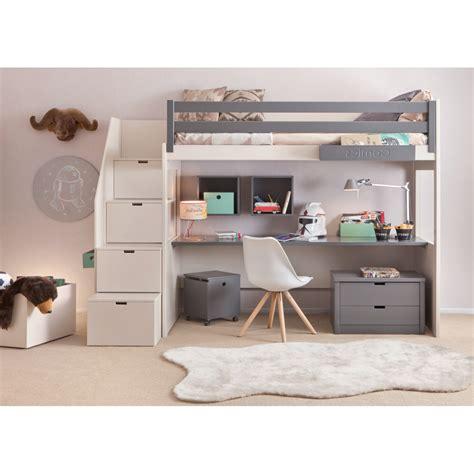 lit mezzanine bureau petit bureau chambre charmant petit bureau pour enfant