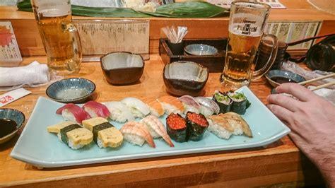 cuisine japonaise ce que j 39 ai mangé au japon
