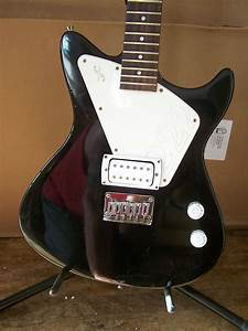 First Act Model 222 Double Cutaway Guitar