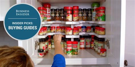 Where To Buy Spice Racks by The Best Spice Racks You Can Buy Business Insider