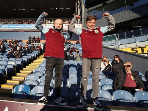 Video: Burnley fans express their delight at Turf Moor ...