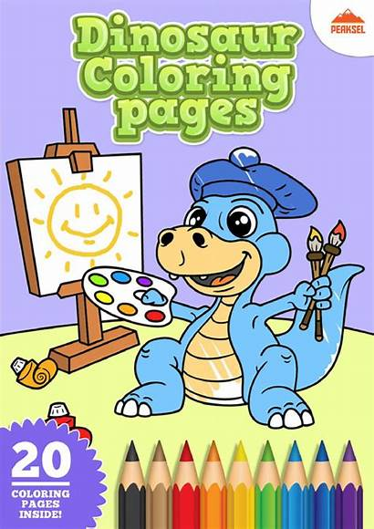 Coloring Printable Pages Dinosaur Pdf Wikimedia Commons
