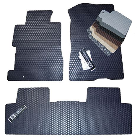 Chevy Equinox Floor Mats by Chevrolet Equinox Custom All Weather Floor Mats