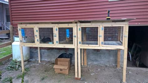 rabbit hutch plans outdoor 13 epic free rabbit hutch plans you can build