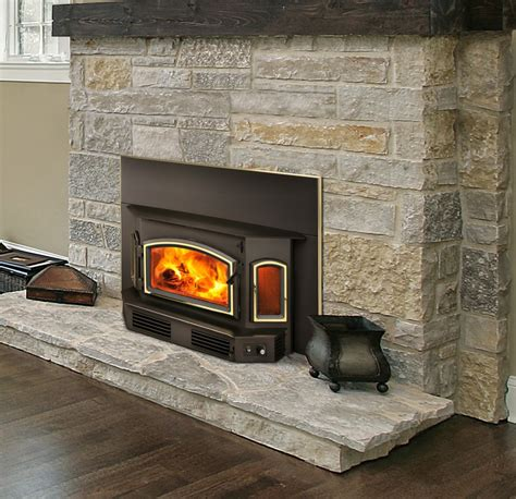 Insert For Fireplace - quadrafire 5100i wood fireplace earth sense energy systems