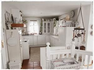 Küche Shabby Chic : pin von jeanette haynk auf shabby chic kitchen pinterest ~ Michelbontemps.com Haus und Dekorationen