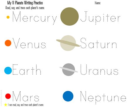 homeschool solar system worksheets pics about space solar