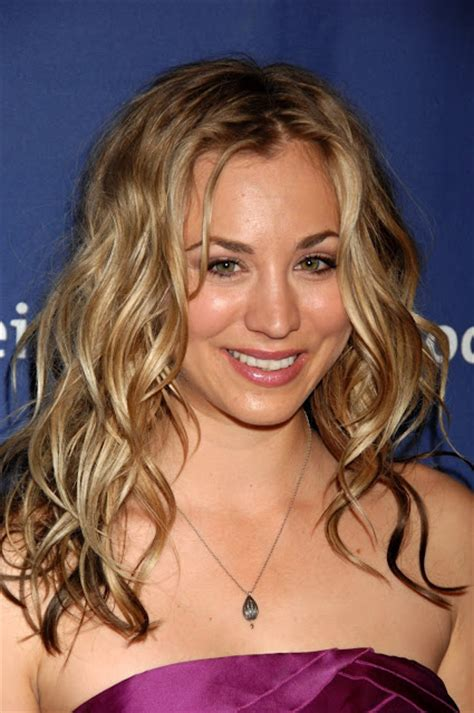 Hairstyles Pictures by All About Kaley Cuoco Hairstyle Pictures