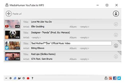 free mp3 download sites youtube to mp3