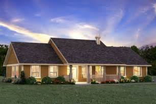 Ranch Style House Plan 3 Bed 2 Bath 1924 Sq Ft Plan 427 6 Front Porch Ideas Style For Ranch Home