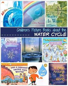 Children U0026 39 S Books About The Water Cycle