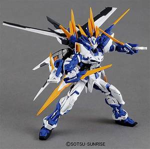 Mg Gundam Astray Blue Frame D English Manual  U0026 Color Guide