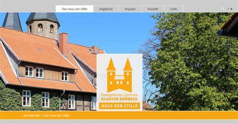 Startseite Haus Der Stille Im Kloster Drübeck