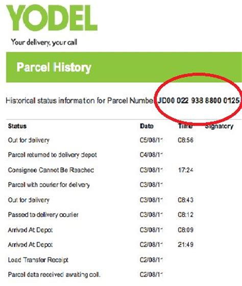 drive time customer service phone number yodel tracking yodel delivery status track yodel