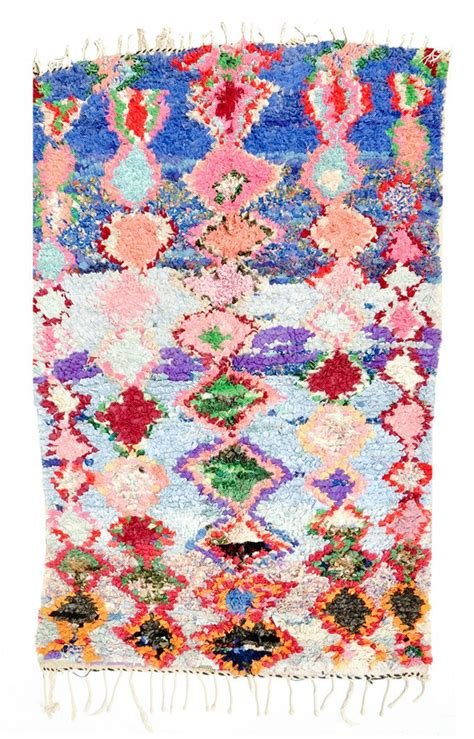 blue and pink rug jewelry repurposed into new items home