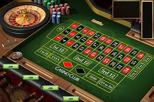 Wie sieht das roulette tisch aus for Roulette tisch