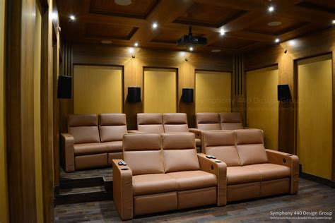 home theater bsk 2nd stage bengaluru symphony 440 design group