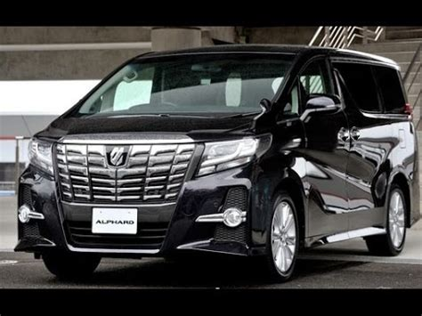 Review Toyota Vellfire by Toyota Vellfire 2017 2016 Review New Generation