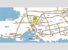 Split Bus Map