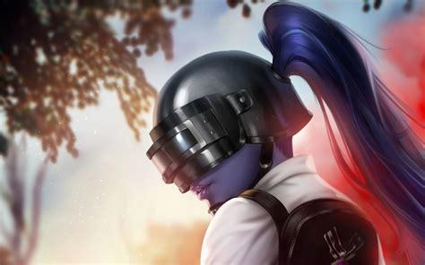 desktop wallpaper pubg widowmaker overwatch video game crossover hd image picture