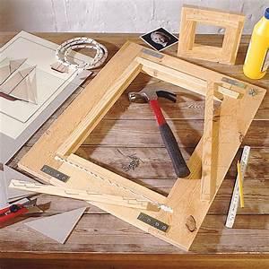 Holzrahmen Selber Bauen Einen Holzrahmen Bauen Anleitung In 4