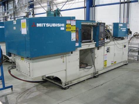 Mitsubishi Injection Molding by 2003 90 Ton Used Mitsubishi Injection Molding Machine For Sale