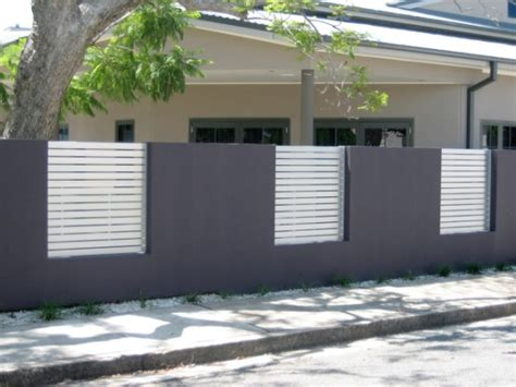 Modernes Haus Zaun by 7 Modern Fence Designs For Your Modern Home Iroonie