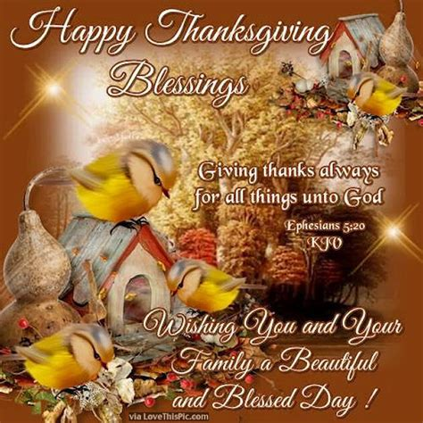 happy thanksgiving blessings pictures   images